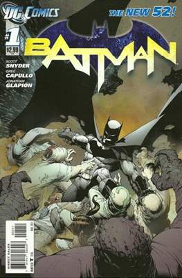 Batman Vol. 2 (2011-2016) (Comic Book) #1