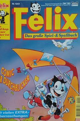 Felix Sammelband #1001. Das große Spiel- & Spaßbuch