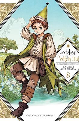 Atelier of Witch Hat - El atelier de sombreros de mago (Edición especial) #8