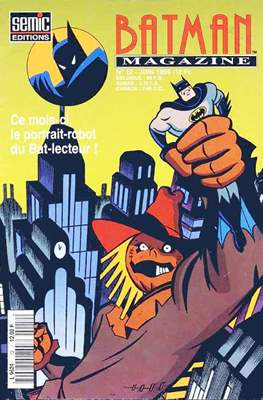 Batman Magazine (Agrafé. 32 pp) #12