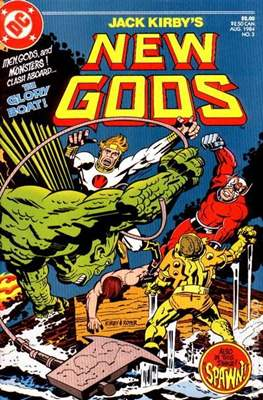 New Gods Vol. 2 (Grapa.) #3