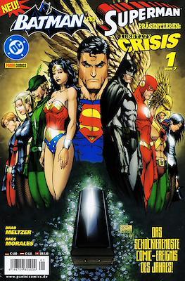 Batman und Superman präsentieren: Identity Crisis