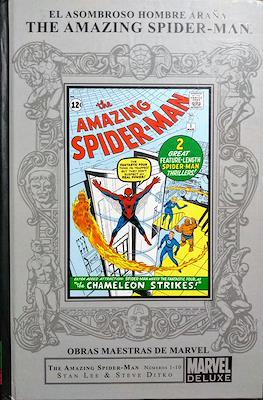 El asombroso hombre araña. The Amazing Spider-Man. Obras maestras de Marvel