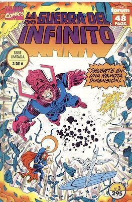 La Guerra del Infinito (1993) (Grapa. 17x26. 48 páginas. Color.) #3