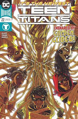 Teen Titans Vol. 6 (2016-) #22