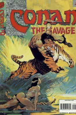 Conan the Savage (Grapa 48-52 pp) #9