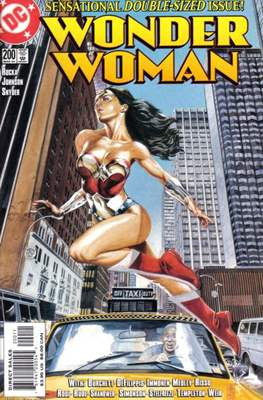 Wonder Woman Vol. 2 (1987-2006) (Comic Book) #200