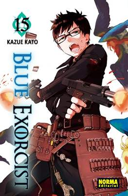 Blue Exorcist #15