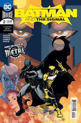 Batman and The Signal (2018) (Digital) #2