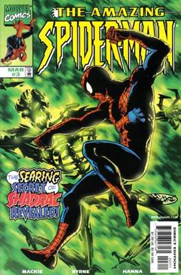 The Amazing Spider-Man Vol. 2 (1999-2014) (Comic-Book) #3