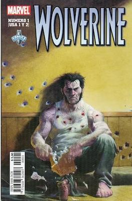 Wolverine (Grapa) #1