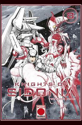 Knights of Sidonia (Rústica con sobrecubierta) #8