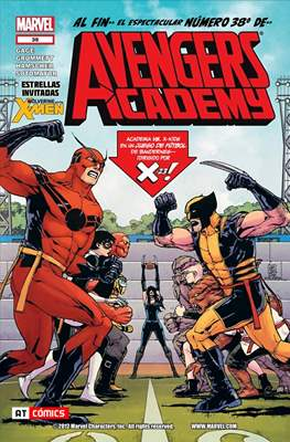 Avengers Academy (2010-2013) (Comic-Book) #38