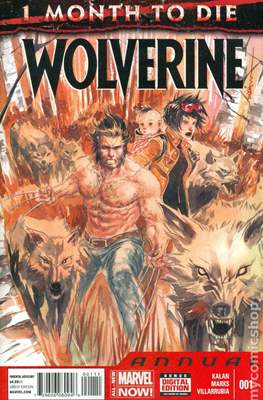 Wolverine Annual Vol. 6