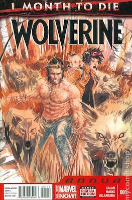 Wolverine Annual Vol. 6