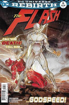 The Flash Vol. 5 (2016-2020) #6