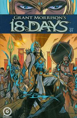 Grant Morrison's 18 Days (Comic-book) #1