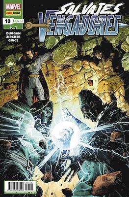Salvajes Vengadores (2019-) (Grapa) #10