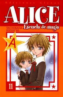Alice. Escuela de magia (Rústica con sobrecubierta) #11