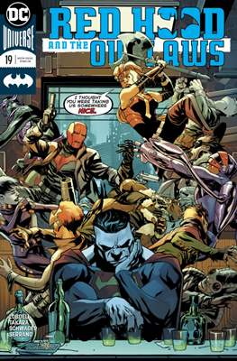 Red Hood and the Outlaws Vol. 2 (Comic Book) #19