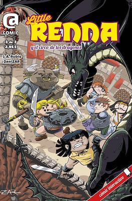 Little Renna y el circo de los dragones (Grapa) #3