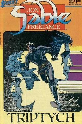 Jon Sable, Freelance #10