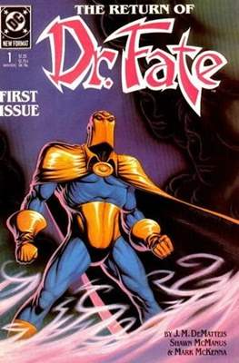 Doctor Fate Vol 2 (1988-1992)