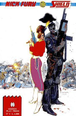 Nick Fury contro SHIELD (Brossurato. 48 pp) #2