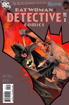 Detective Comics Vol. 1 (1937-2011; 2016-) (Comic Book) #861