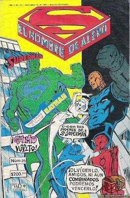 Superman Vol. 1 (Grapa. 1986-2001) #25