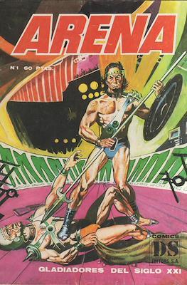 Arena (1981) (Grapa) #1