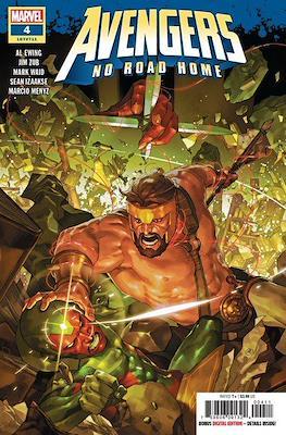 Avengers: No Road Home (Comic Book) #4