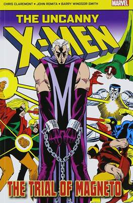 The Uncanny X-Men - Marvel Pocketbook (Softcover) #15
