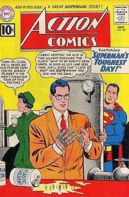 Action Comics Vol. 1 (1938-2011; 2016-) (Comic Book) #282