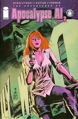 Apocalypse Al (Variant Cover) #2