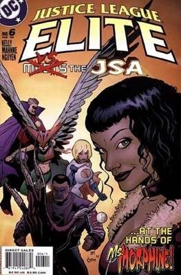 Justice League Elite (2004-2005) (Comic Book) #6