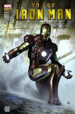 Yo soy Iron Man. Marvel Graphic Novels
