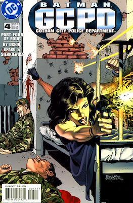 Batman: GCPD (Grapa) #4
