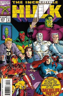 The Incredible Hulk Vol.1 (Saddle-stitched. 1962-1999) #417