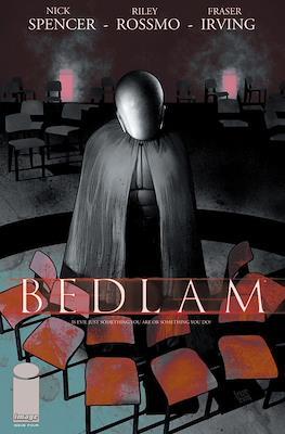 Bedlam (Comic-book) #4