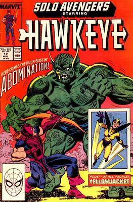 Solo Avengers / Avengers Spotlight (Comic book) #12