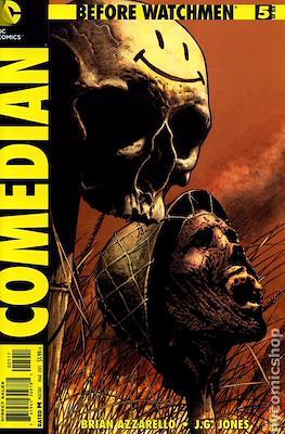 Before Watchmen: Comedian (Grapa) #5