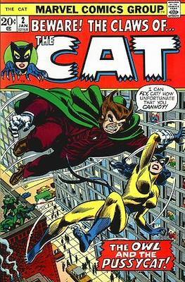 The Cat (1972) (comic grapa usa) #2
