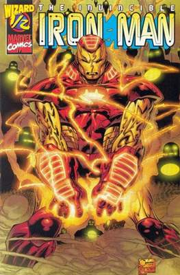 Iron Man Vol. 3 (1998-2004) #1/2