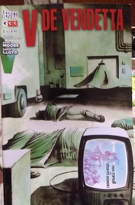 V de Vendetta (Grapa) #2