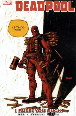 Deadpool (2008-2012) (Softcover) #6