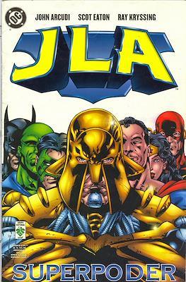 JLA. Superpoder
