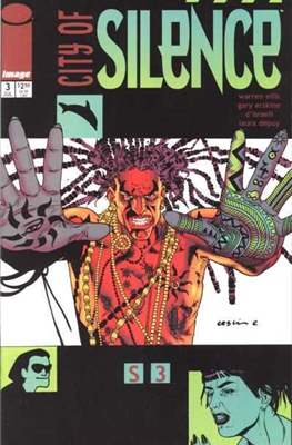 City of Silence (Comic Book) #3