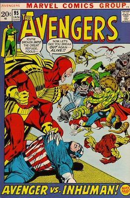 The Avengers Vol. 1 (1963-1996) (Grapa) #95