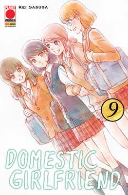 Domestic Girlfriend (Cartonato) #9